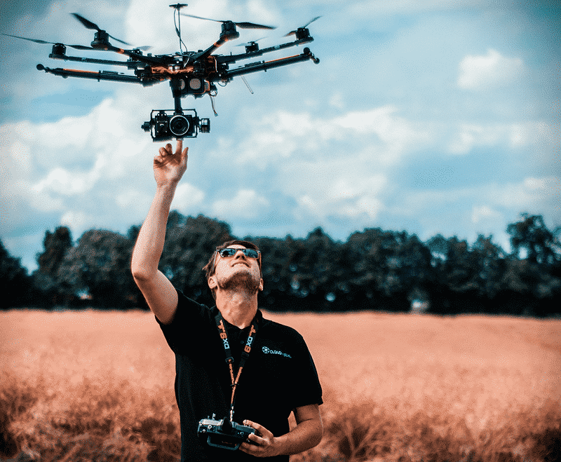 professional drone for movie making