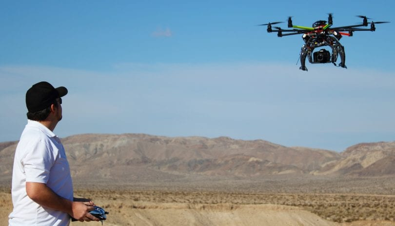 Rules For Flying Drones And Drone Photography